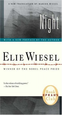viewing elie wiesel's night through various Viewing elie wiesel's night through various critical perspectives elie wiesel's night was first published by hill and wang in september of 1960 in both the united states and england the novel was translated from elie wiesel's french publication of the novel, la nuit, in 1958.